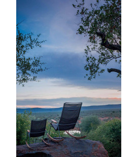Rocking Chair Click Outdoor Vert Olive