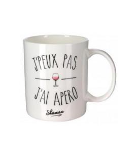 Mug J'Peux Pas J'ai Apero