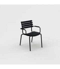 Chaise Reclips Noir