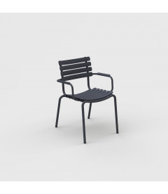 Chaise Reclips Gris