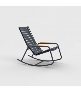 Rocking Chair Reclips Gris