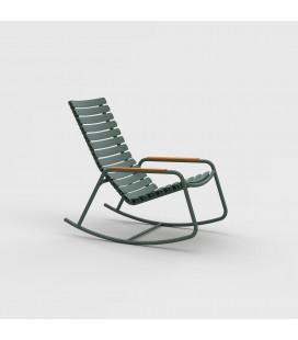 Rocking Chair Reclips Vert Olive