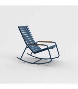 Rocking Chair Reclips Bleu