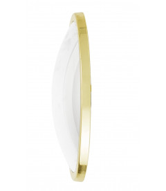 Miroir Sorcière Kawar Gold 15cm Bloomingville
