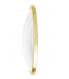 Miroir Sorcière Kawar Gold 20cm Bloomingville