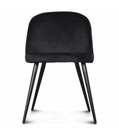 Chaise Ingrid Noir