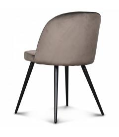 Chaise Ingrid Smoke