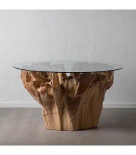 Table A Manger Natural Nordica 150cm - 8 Personnes