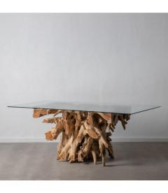 Table A Manger Teka Natural 200cm
