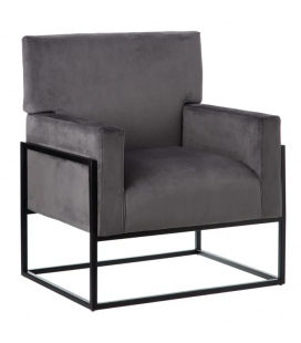 Fauteuil Wild GreyBlack