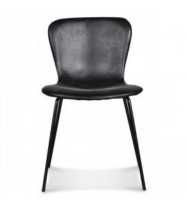 Chaise Adele Noir