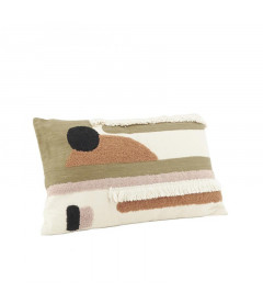 Coussin Rectangle Abstrait