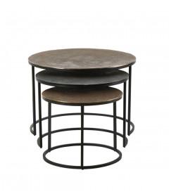 Tables Basses Yuli Set/3