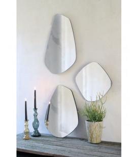 Set de 3 Miroirs Basalt