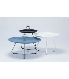 Table Basse Eyelet Ø45cm Noir Outdoor