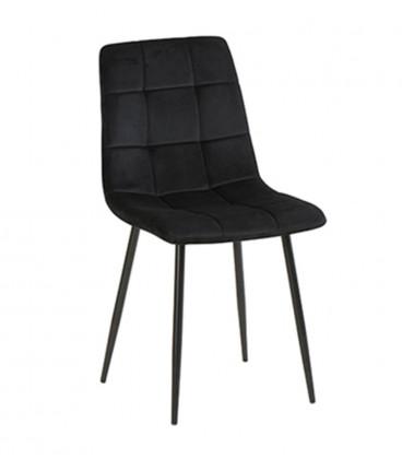 Chaise Manta Noir
