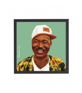 Tableau XXL Martin Luther King par Amit Shimoni