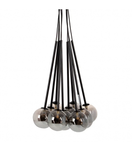 Suspension Bullit Noir 10 Globes