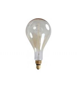 Lampe Corde + Ampoule Globe XXL Rétro