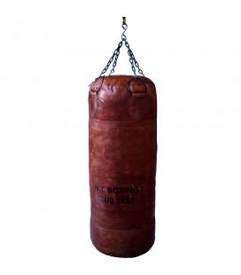 Sac de Boxe Vintage Cuir