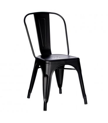 Chaise Dallas Noir