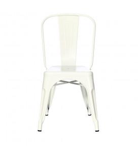 Chaise Dallas Blanc
