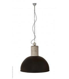 Suspension 78/80cm Lozz EXTRA LARGE Noir Mat