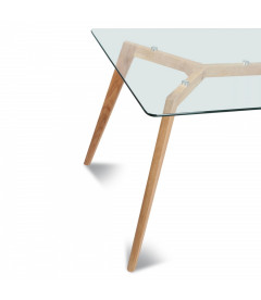 Table A Manger 180 Verre Fiord