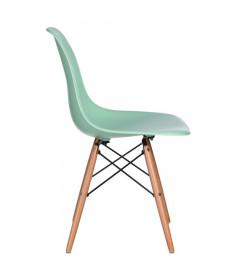 Chaise Vintage Premium Vert Clair