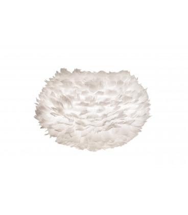 Abat-Jour Eos Blanc Ø 45cm Medium