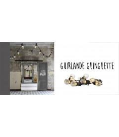 Guirlande Guinguette 10 Douilles