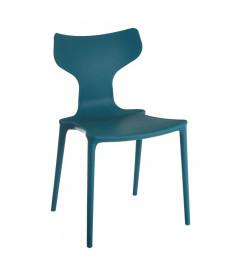 Chaise Bøjle Bleu