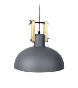Lampe Suspendue Dexter Gris Mat