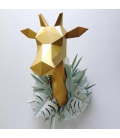 Girafe DIY