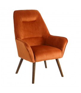 Fauteuil Copenhague III Orange