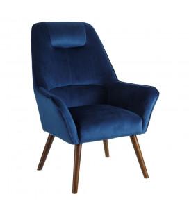 Fauteuil Copenhague III Bleu