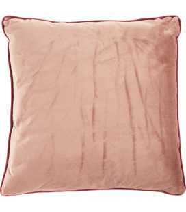 Coussin Countra Rose Poudré/Framboise