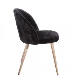 Chaise Doudou Noire