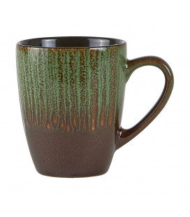 Mug GreenBrown