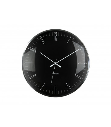 Horloge Karlsson Dragon Fly Noir