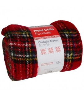Plaid Calin Ecossais