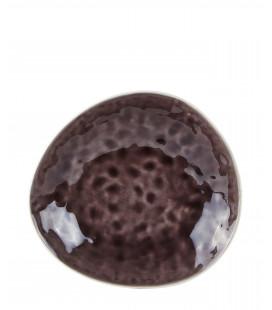 Plat à Pâtes Palet Violet 27cm