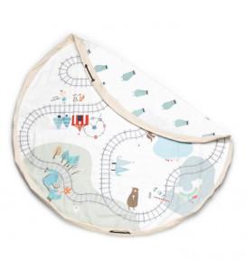 Trainmap/Bears - Sac de Rangement de Jouets