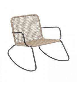 Rocking Chair Mundo - Outdoor Bloomingville