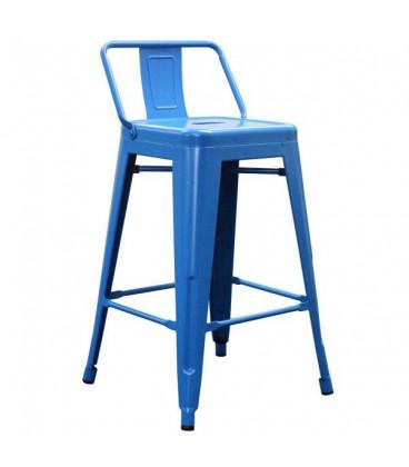 tabouret snacking plan de travail spycker bleu baltic. Black Bedroom Furniture Sets. Home Design Ideas