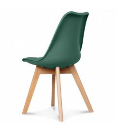 Chaise Copenhague Vert Pin