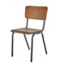 Chaise Serax Vincent Brun Brun Cadre Noir