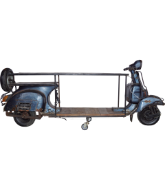 Comptoir Vieux Scooter