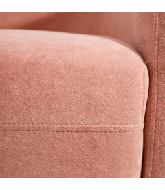 Fauteuil Goldy Rose