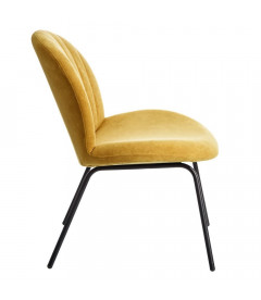 Chaise Valencia Moutarde